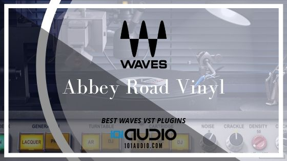 Waves Abbey Road Vinyl