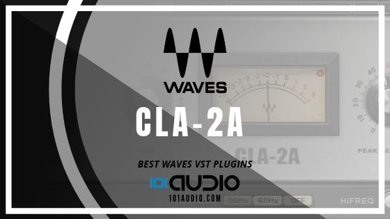 Waves CLA-2A Compressor