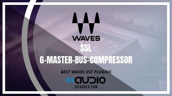 Waves G-Master Bus Compressor