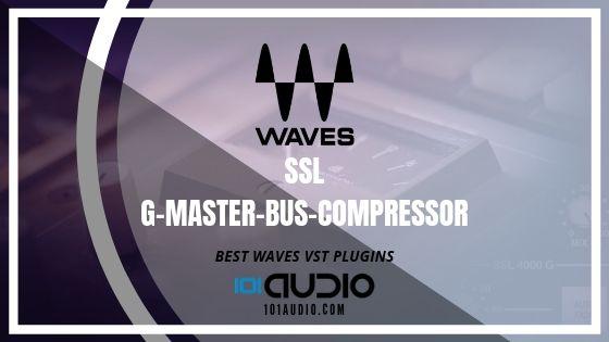 Waves G-Master Bus Compressor