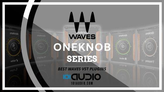Waves OneKnob Series