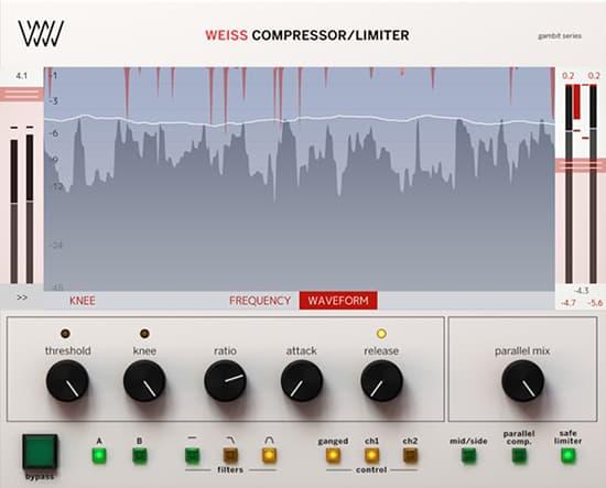 Weiss Compressor Limiter