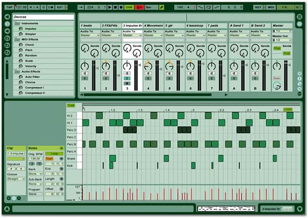 Ableton Live 4 back in 2004