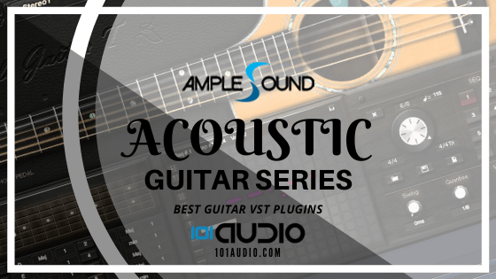 Acoustic Guitar Series from Amplesound