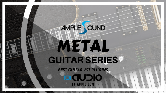 Amplesound Metal Guitar Series