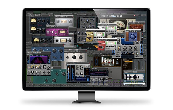 Avid Pro Tools Daw Software New Virtual Plugin Bundle