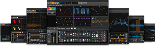 Bitwig Devices