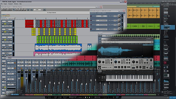From K2 To Presonus Studio One