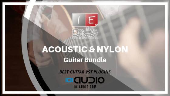 Ilya Efimov Acoustic & Nylon Guitar Bundle