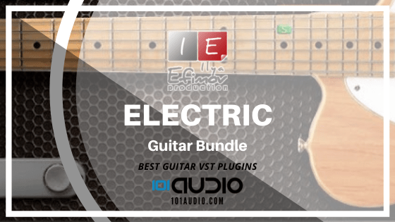 Ilya Efimov Electric Guitar Bundle