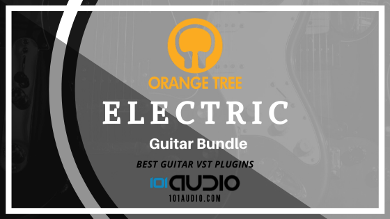 Orange Tree Evolution Electric Guitar Bundle
