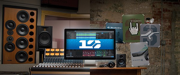 Presonus Studio One 10 Year Anniversary