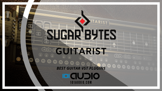 Sugar Bytes Guitarist