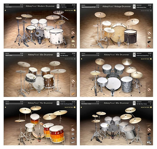 Abbey Road Drummer Collection