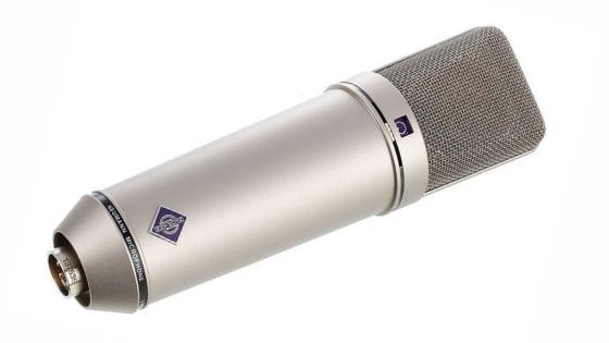 Neumann U87 Condenser Microphone