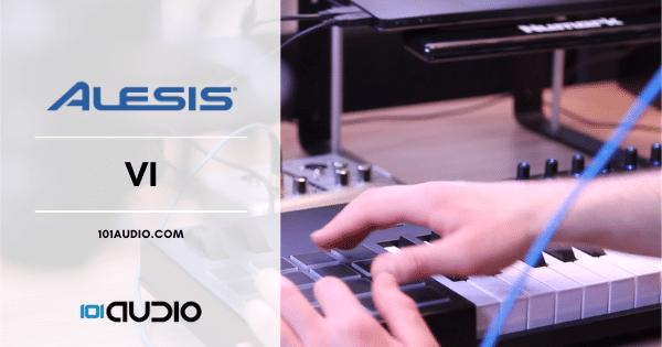 Alesis VI MIDI Keyboard Controllers