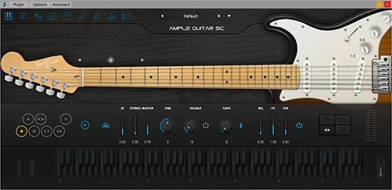 Ample Guitar SC