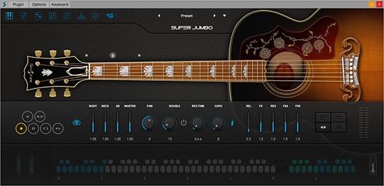 Ample Guitar SJ III