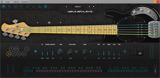 Ample Metal Ray5