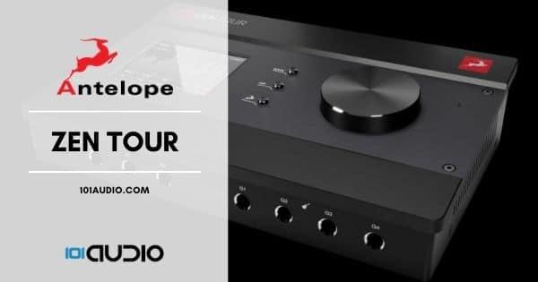 Antelope Audio Interface - Zen Tour