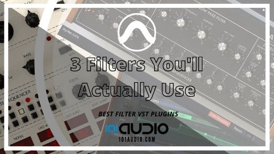 Arturia - 3 Filters You'll Actually Use