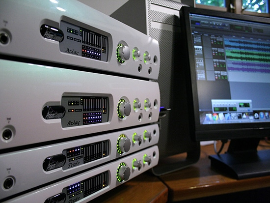Atlas Audio Interface from Prism Sound