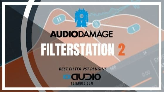 Audio Damage - Filterstation 2
