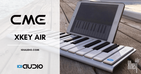 CME Xkey Air MIDI Keyboard Controller