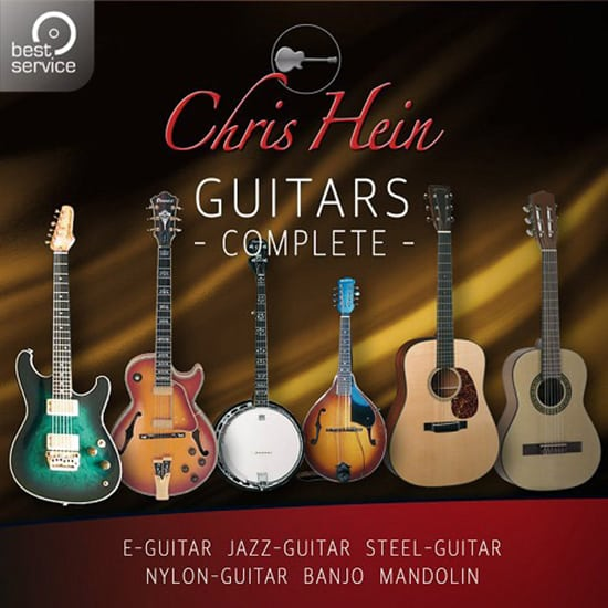 Chris Hein Guitar