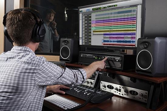 Ensemble X-Audio Interface-Pro-Studio