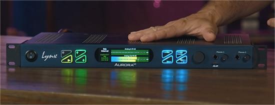 Lynx Aurora Audio Interface