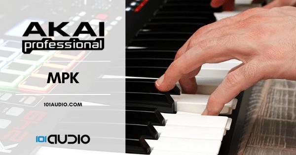 MPK MIDI Keyboard Controller from Akai Professional
