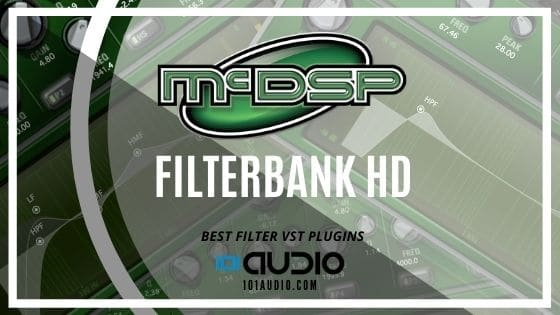 McDSP - FilterBank HD