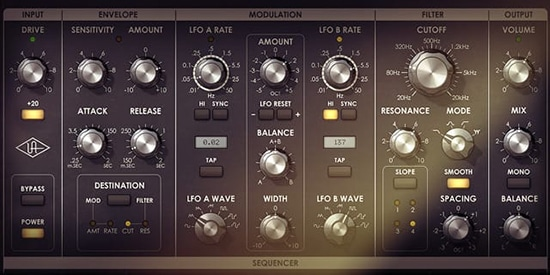 Multimode Filter XL Moog