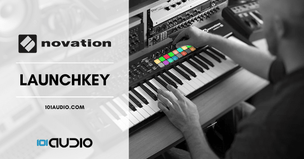 Novation Launchkey MIDI Keyboard Controller
