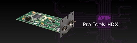 Pro Tools MDIO-HDX module