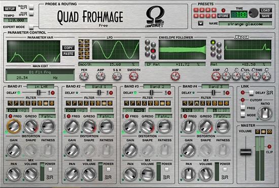 Quad Frohmage