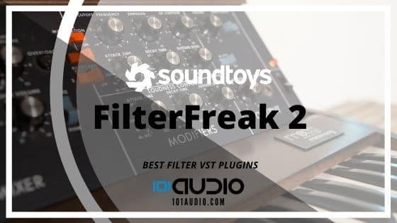 Soundtoys - FilterFreak
