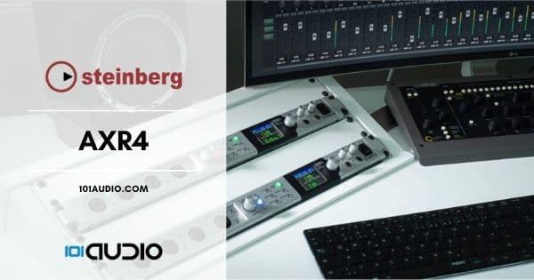 Steinberg AXR4 Audio Interface
