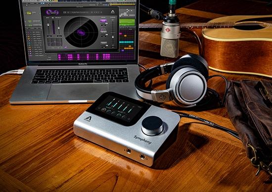 Symphony Desktop Audio Interface