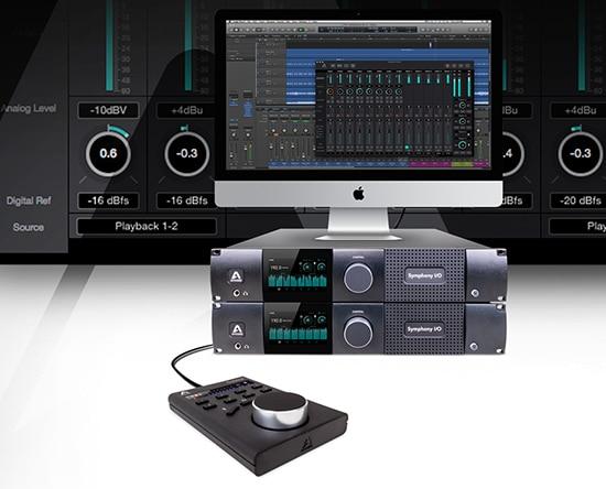 Symphony IO MK II with Pro Tools