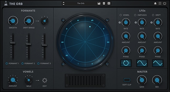 The Orb Filter VST Plugin