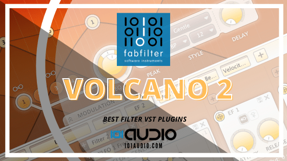 Volcano 2 by Fabfilter