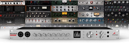discrete 8 real-time effects