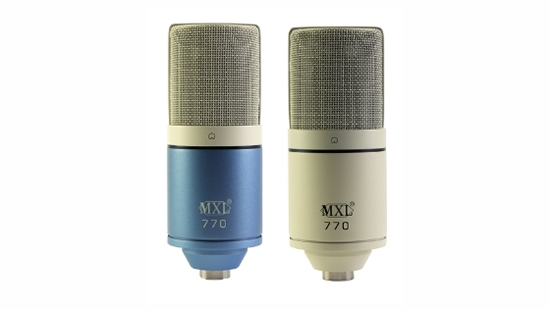 770 Condenser Microphone by MXL