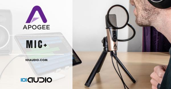 Apogee - Mic Plus USB Microphone