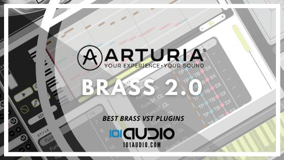 Arturia - Brass 2.0 Plugin