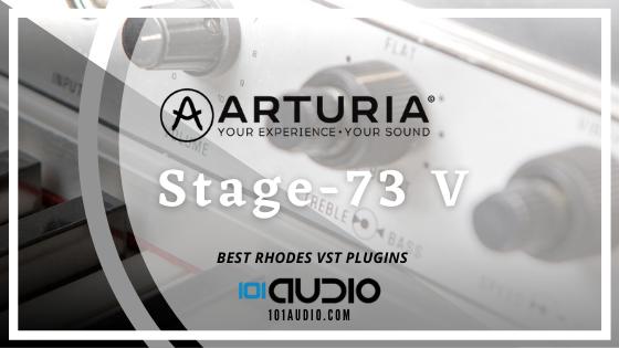 Arturia - Stage-73 V Rhodes Plugin