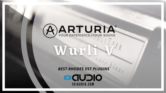 Arturia - Wurli V