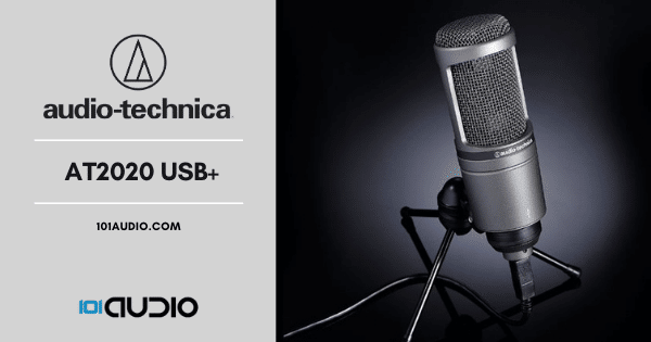 Audio-Technica - AT2020USB+ USB Microphone